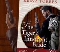 Book Release! Sylvan City Alphas – The Tiger's Innocent Bride