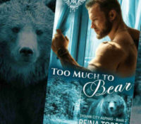 "Over 100 Reviews for ""Too Much To Bear"" Thanks!"