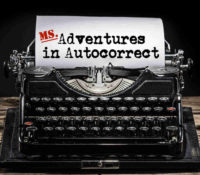 Ms. Adventures in Autocorrect – The Goat
