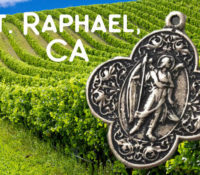 How St. Raphael, California Found Its Name