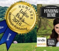 TWO NOMINATIONS IN THE ROMANCE CATEGORY