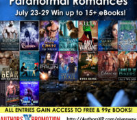 Too Much To Bear – Paranormal Romance Giveaway